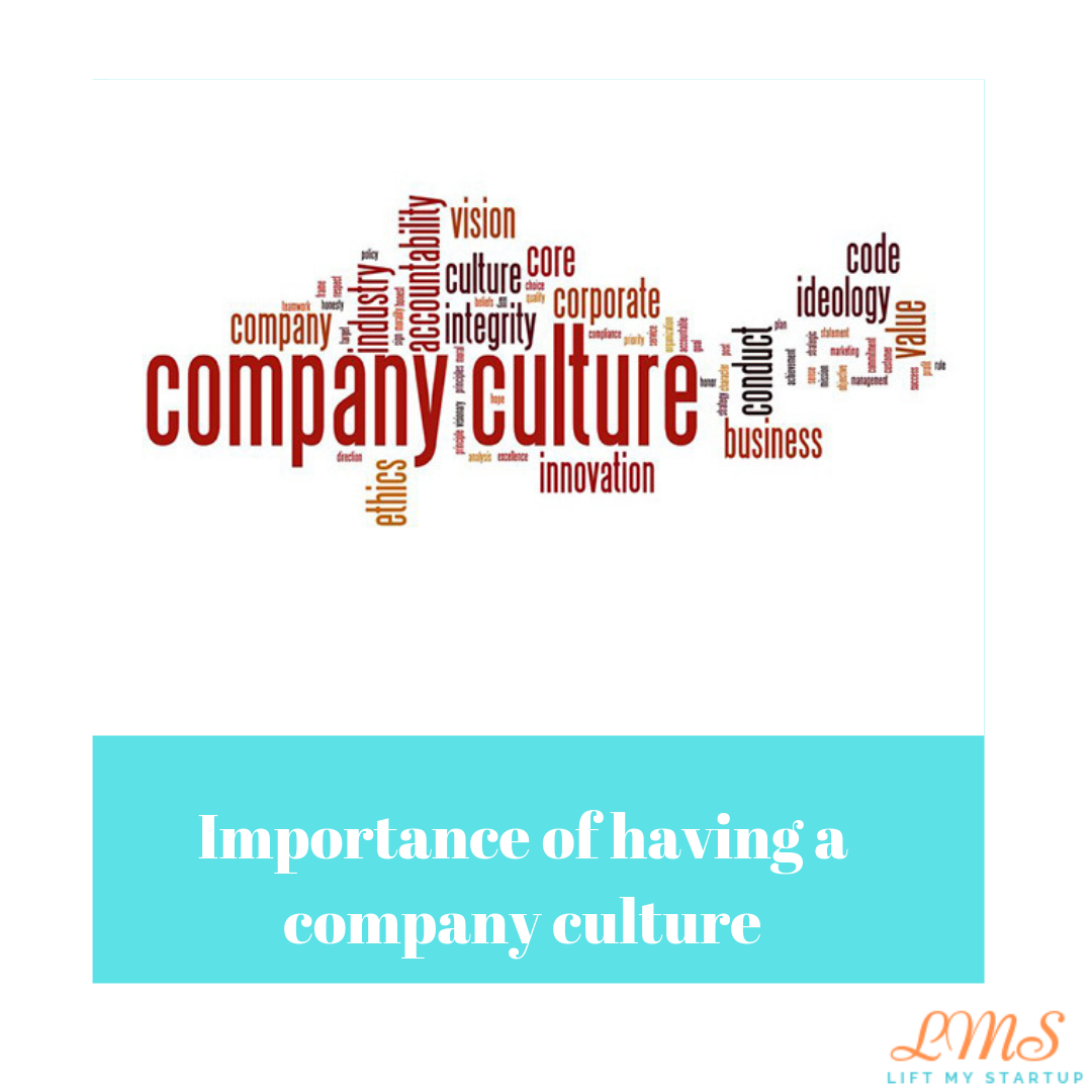 Importance of having a company culture